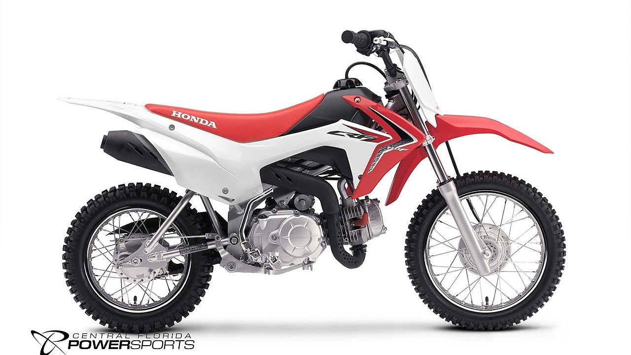 2018 Honda CRF110F for sale 200503027