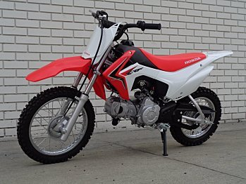 2018 Honda CRF110F for sale 200510089