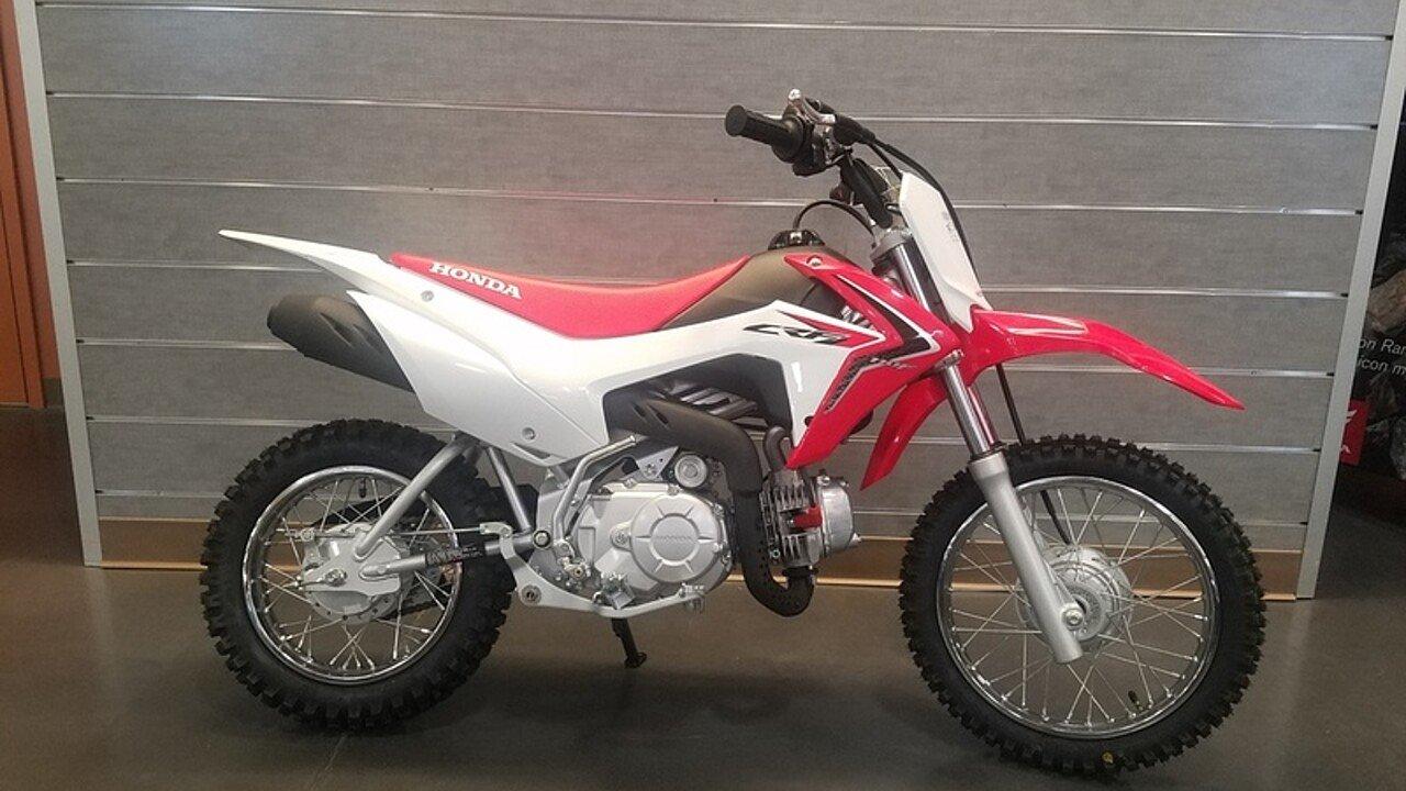 2018 Honda CRF110F for sale 200525672