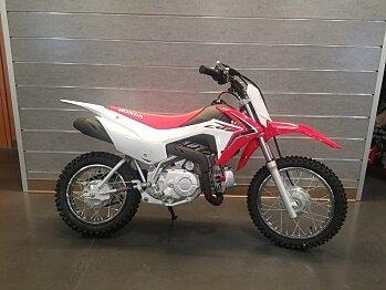 2018 Honda CRF110F for sale 200535252