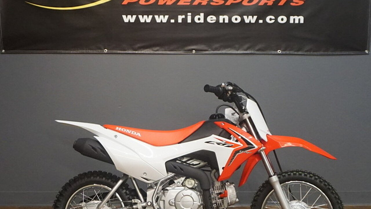 2018 Honda CRF110F for sale 200565219