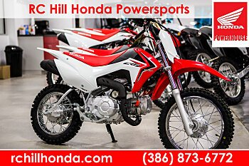 2018 Honda CRF110F for sale 200579116