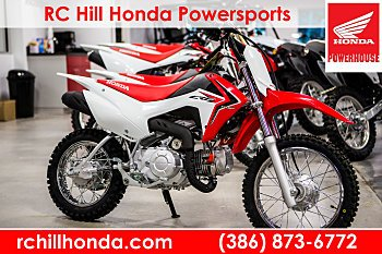 2018 Honda CRF110F for sale 200580101