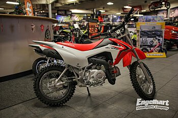 2018 Honda CRF110F for sale 200582062
