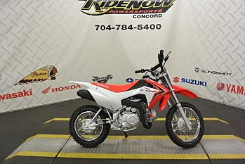 2018 Honda CRF110F for sale 200599681