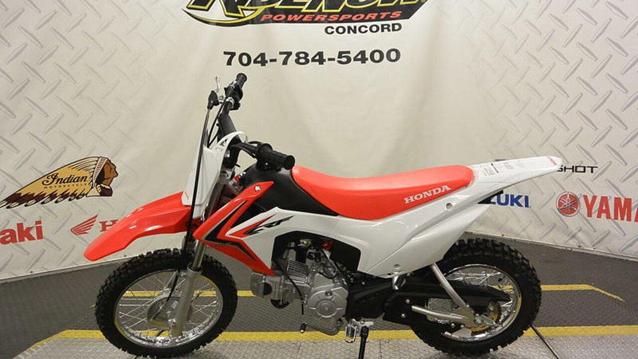 2018 Honda CRF110F for sale 200599699