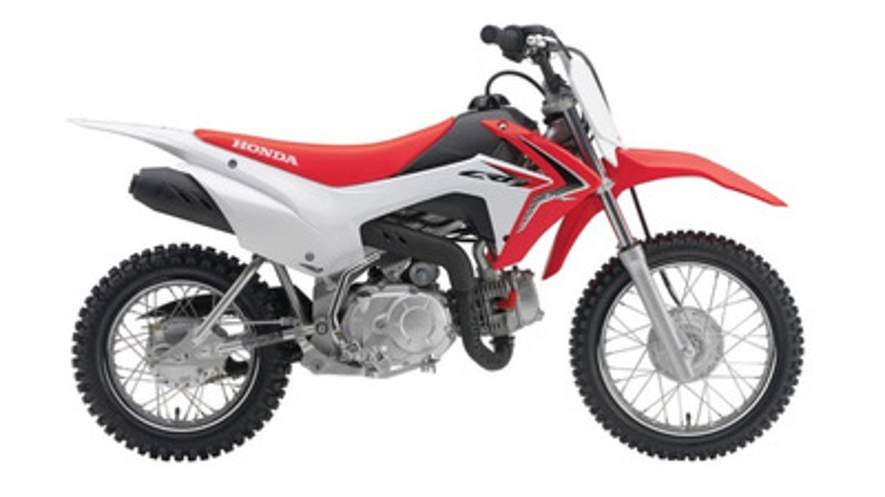 2018 Honda CRF110F for sale 200610796