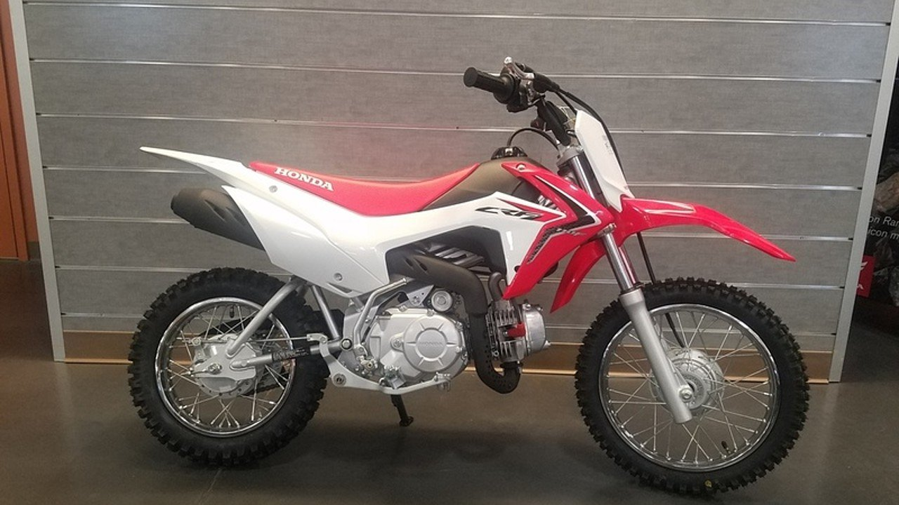 2018 Honda CRF110F for sale 200619078