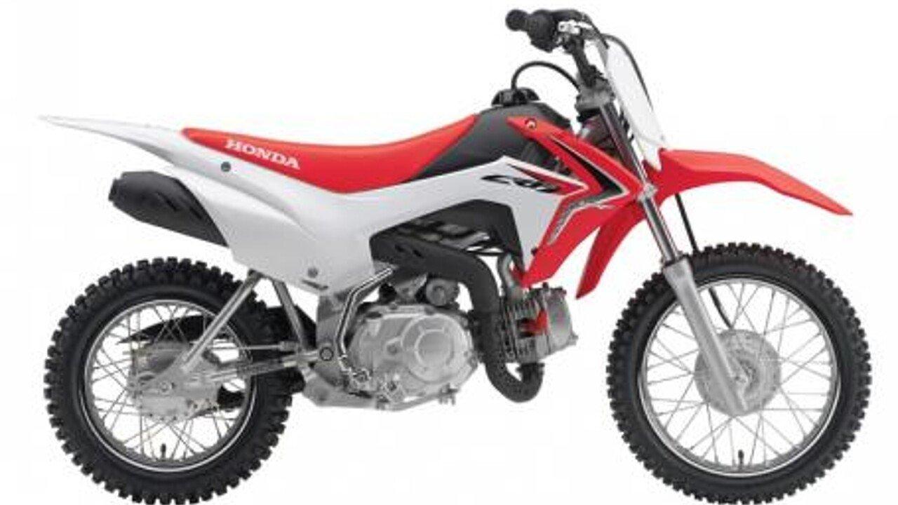 2018 Honda CRF110F for sale 200619311