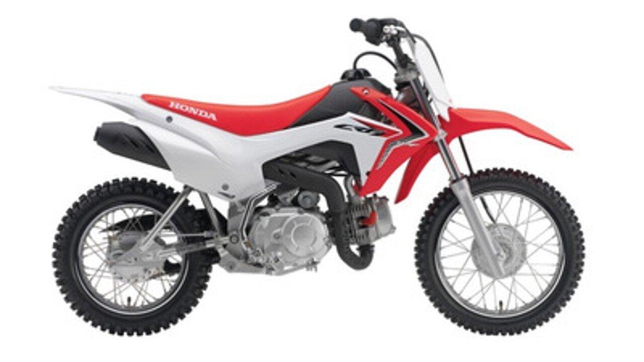 2018 Honda CRF110F for sale 200620950