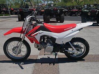2018 Honda CRF110F for sale 200626761