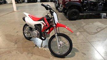 2018 Honda CRF110F for sale 200687487