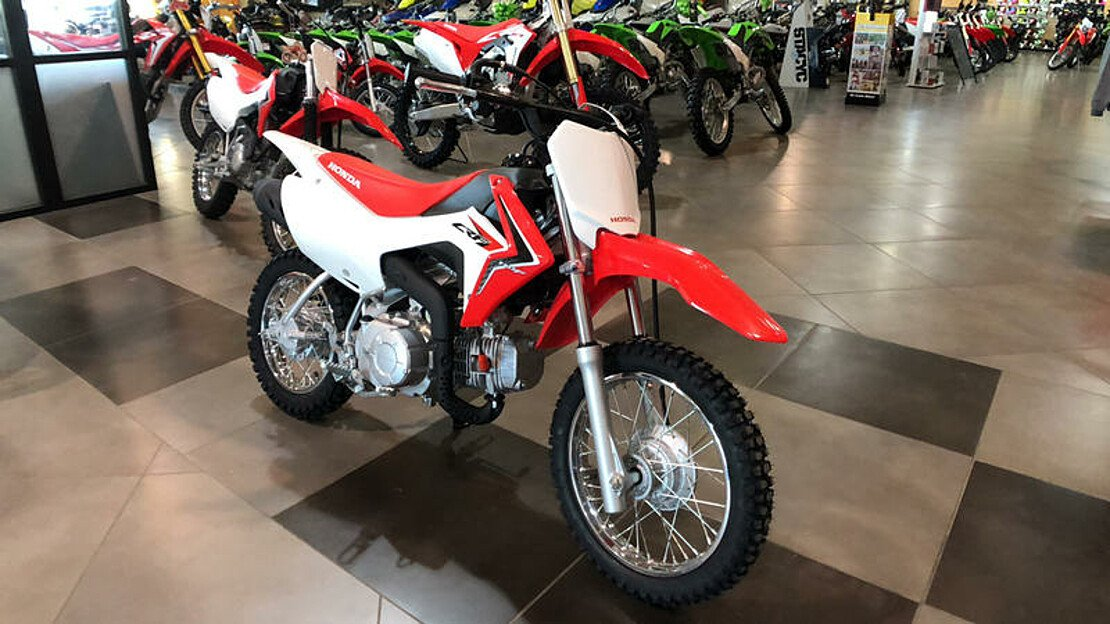 2018 Honda CRF110F for sale 200687628