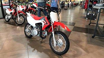 2018 Honda CRF110F for sale 200687630