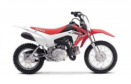 2018 Honda CRF110F for sale 200507631