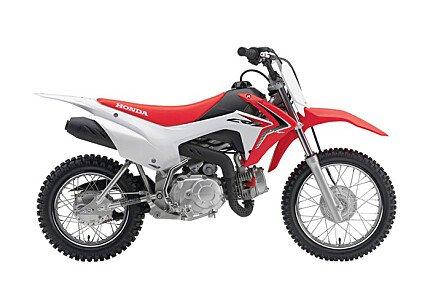2018 Honda CRF110F for sale 200585963