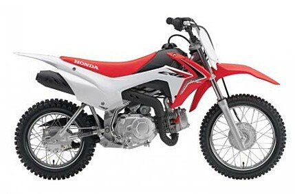 2018 Honda CRF110F for sale 200621821