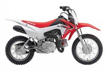 2018 Honda CRF110F for sale 200621825