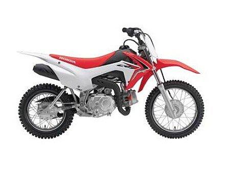 2018 Honda CRF110F for sale 200647810