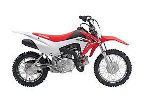 2018 Honda CRF110F for sale 200674491