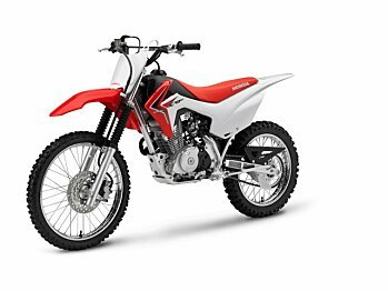 2018 Honda CRF125F for sale 200482117