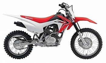 2018 Honda CRF125F for sale 200482127