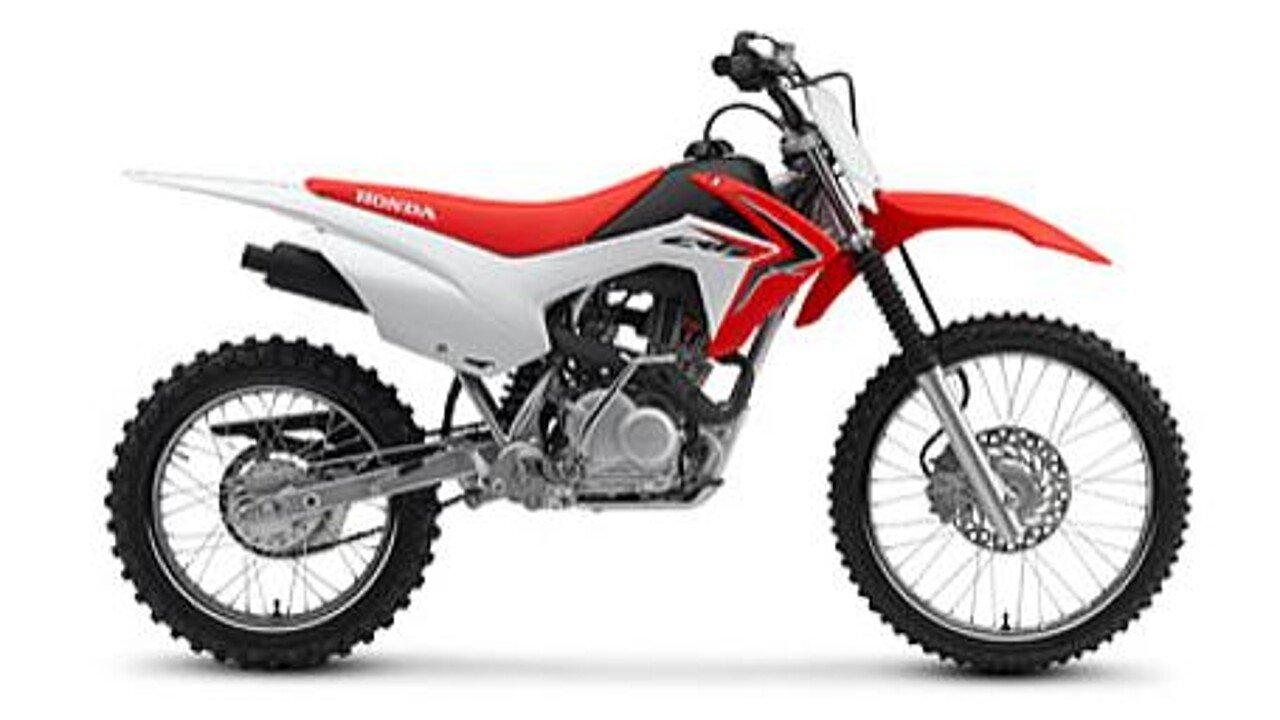 2018 Honda CRF125F for sale 200491017