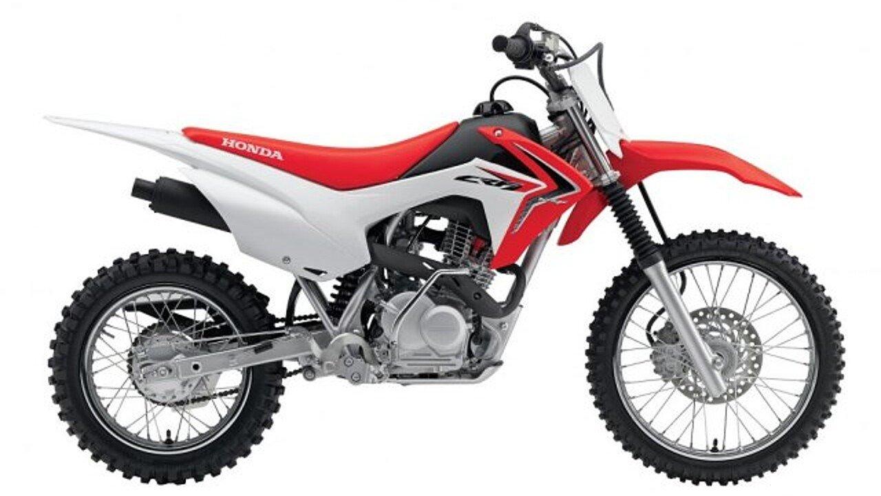 2018 Honda CRF125F for sale 200495979