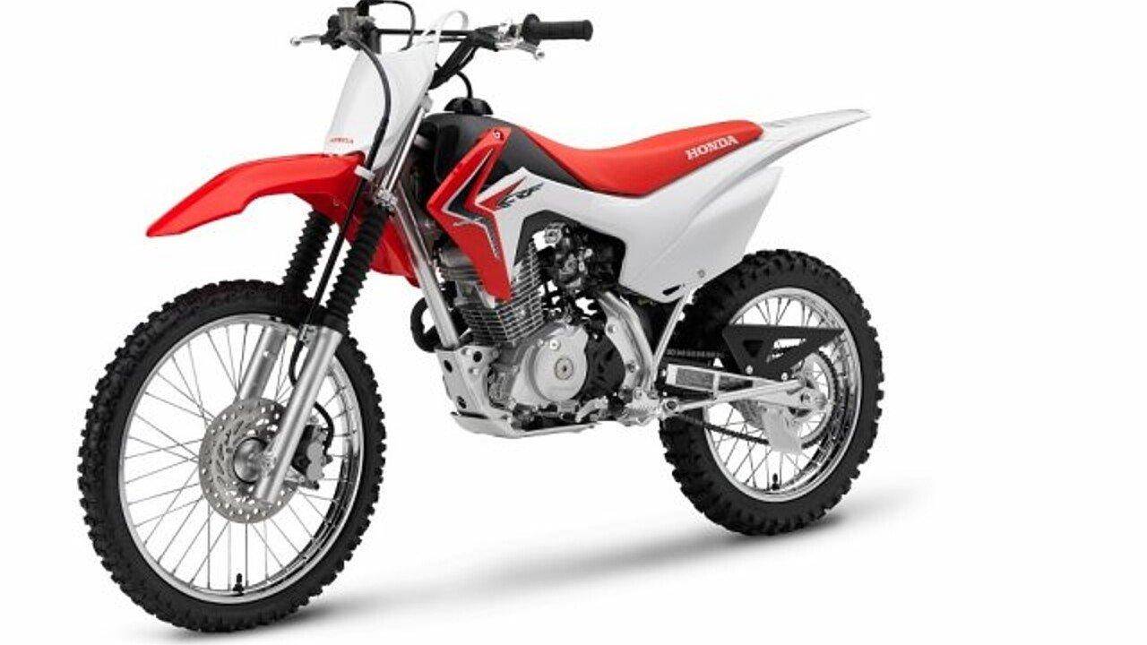 2018 Honda CRF125F for sale 200495983
