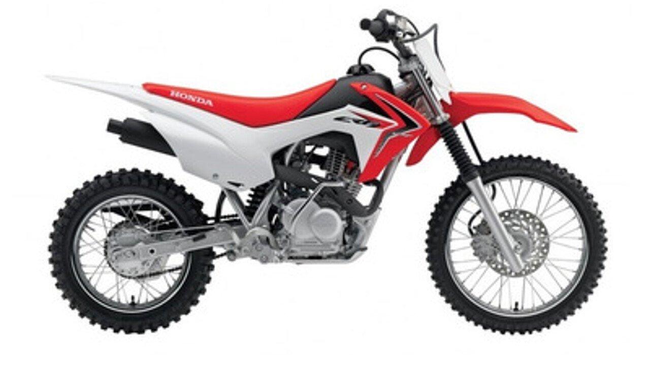 2018 Honda CRF125F for sale 200502596