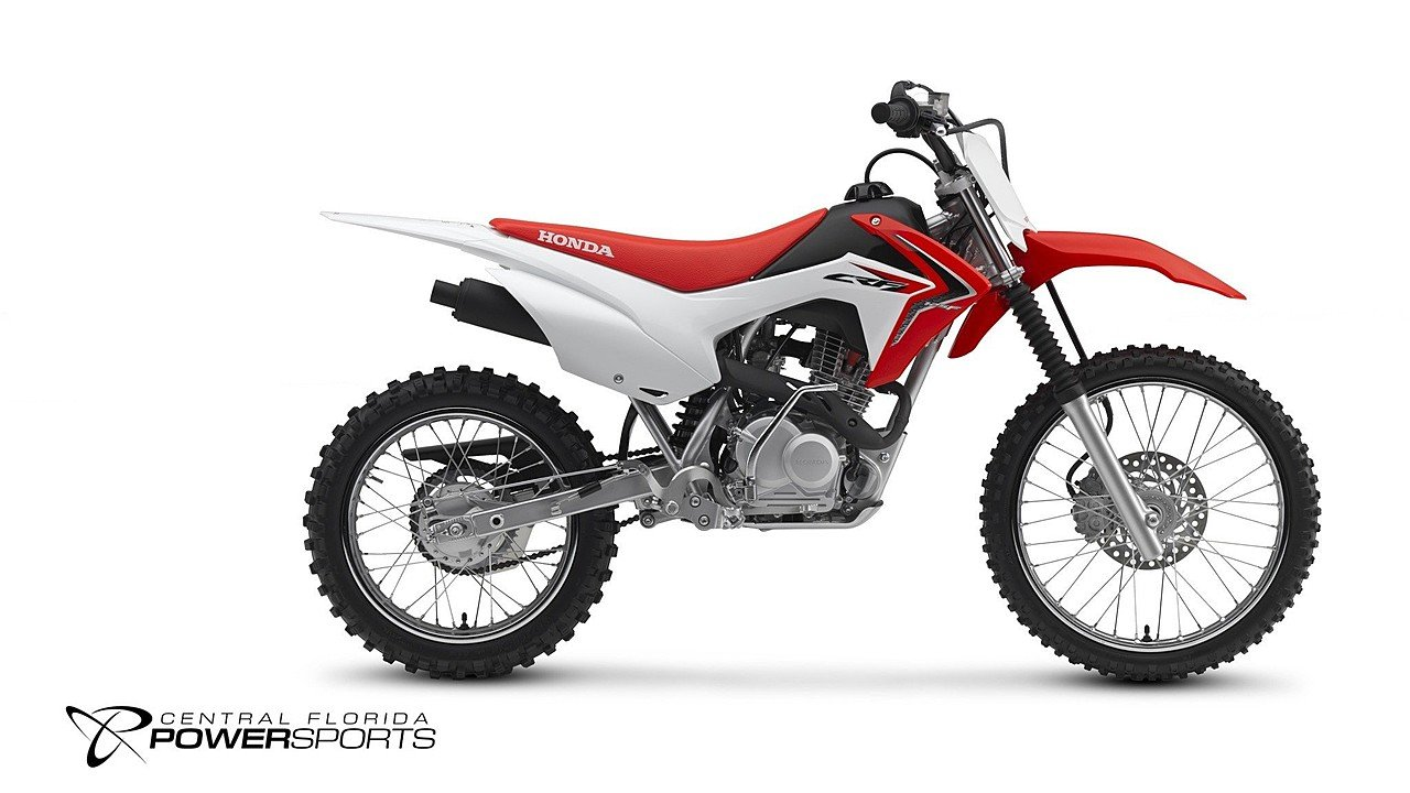 2018 Honda CRF125F for sale 200503036