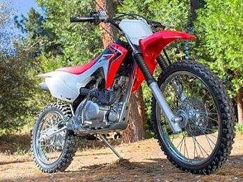 2018 Honda CRF125F for sale 200508605