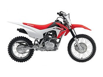 2018 Honda CRF125F for sale 200508605