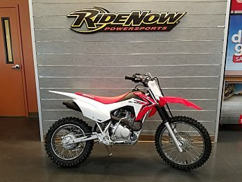 2018 Honda CRF125F for sale 200513744