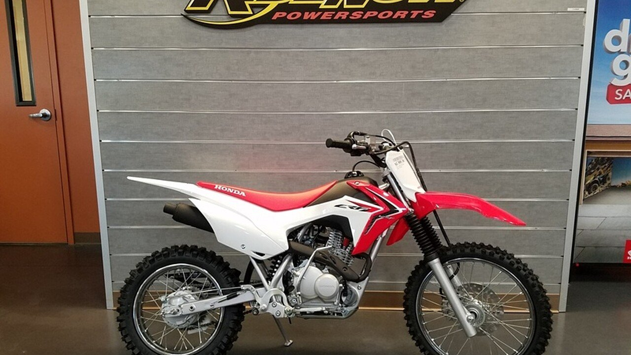 2018 Honda CRF125F for sale 200513751