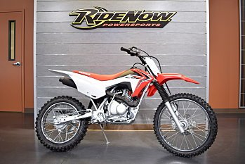 2018 Honda CRF125F for sale 200513759