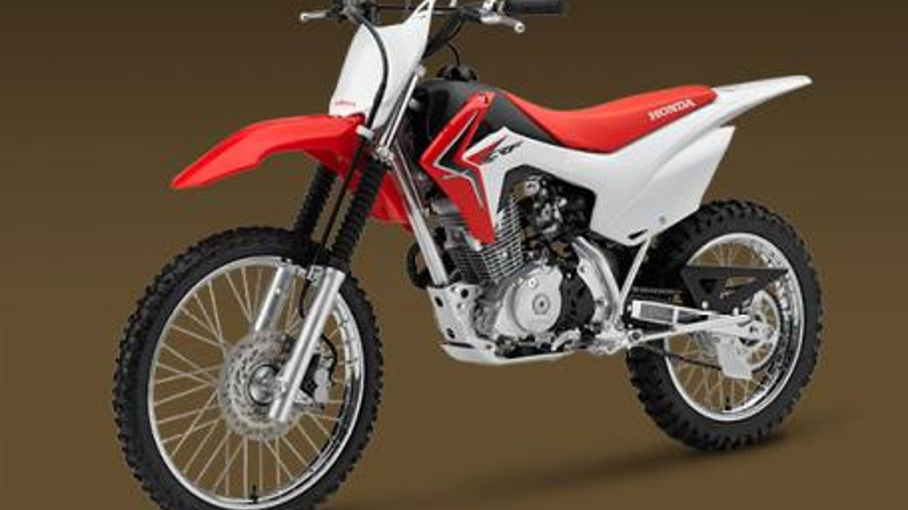 2018 Honda CRF125F for sale 200516560