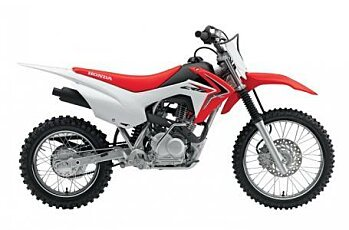 2018 Honda CRF125F for sale 200539787