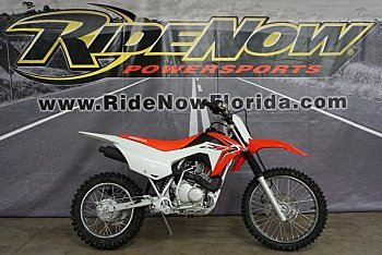 2018 Honda CRF125F for sale 200585796
