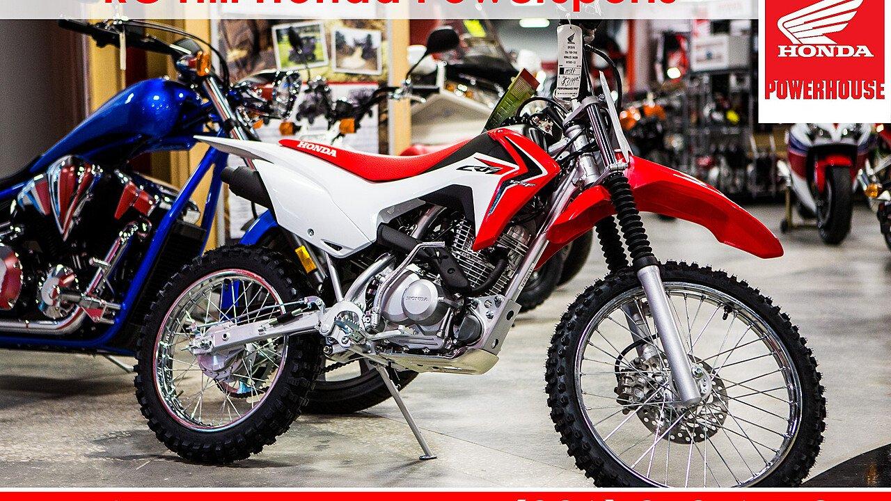 2018 Honda CRF125F for sale 200592913