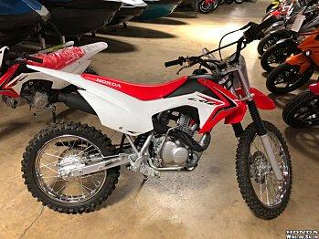 2018 Honda CRF125F for sale 200604768