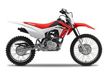 2018 Honda CRF125F for sale 200610373