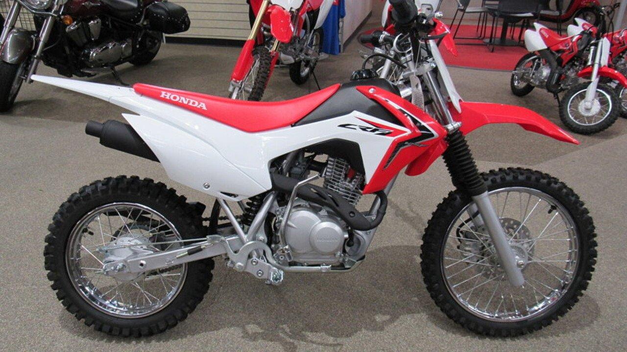 2018 Honda CRF125F for sale 200610799
