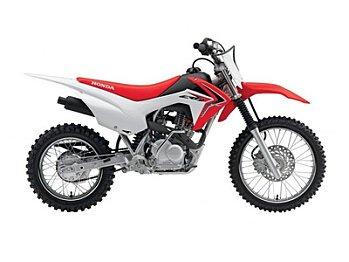 2018 Honda CRF125F for sale 200619029