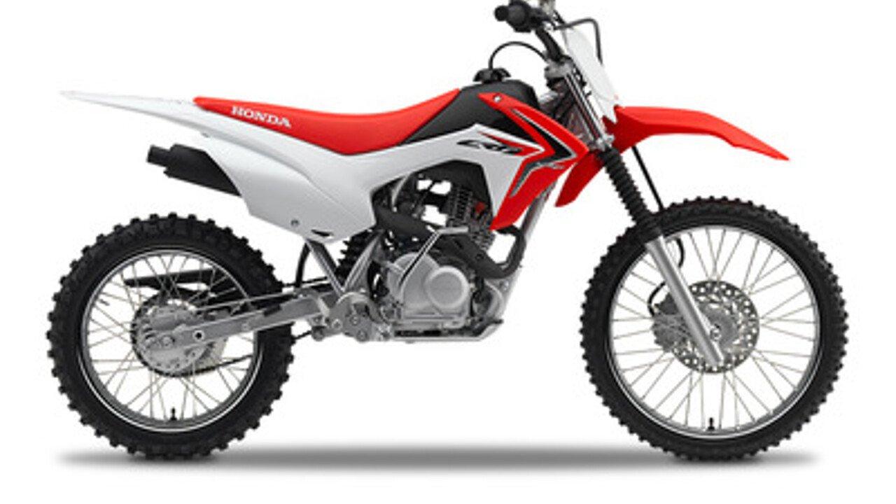 2018 Honda CRF125F for sale 200621085