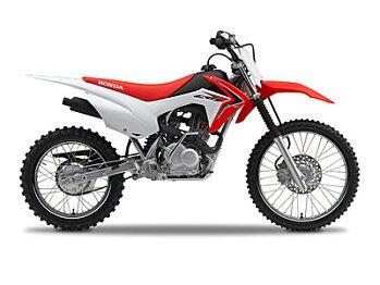 2018 Honda CRF125F for sale 200622401