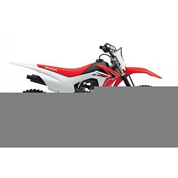 2018 Honda CRF125F for sale 200643646