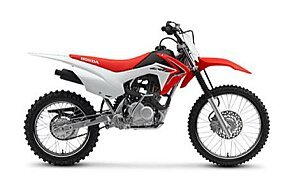 2018 Honda CRF125F for sale 200492102