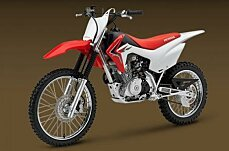2018 Honda CRF125F for sale 200492102