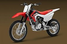 2018 Honda CRF125F for sale 200526750
